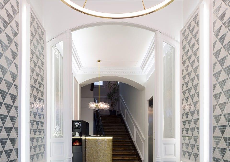 Lobby Suites Prado