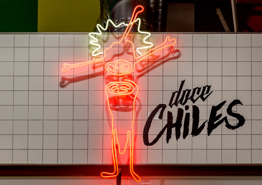Nuevo trabajo: Doce Chiles