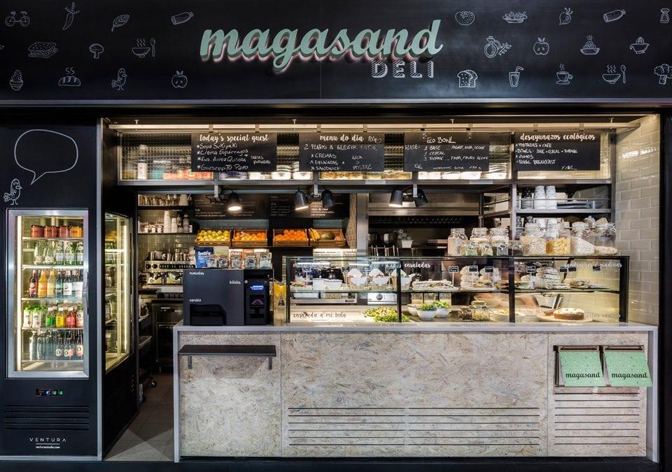 Magasand Deli