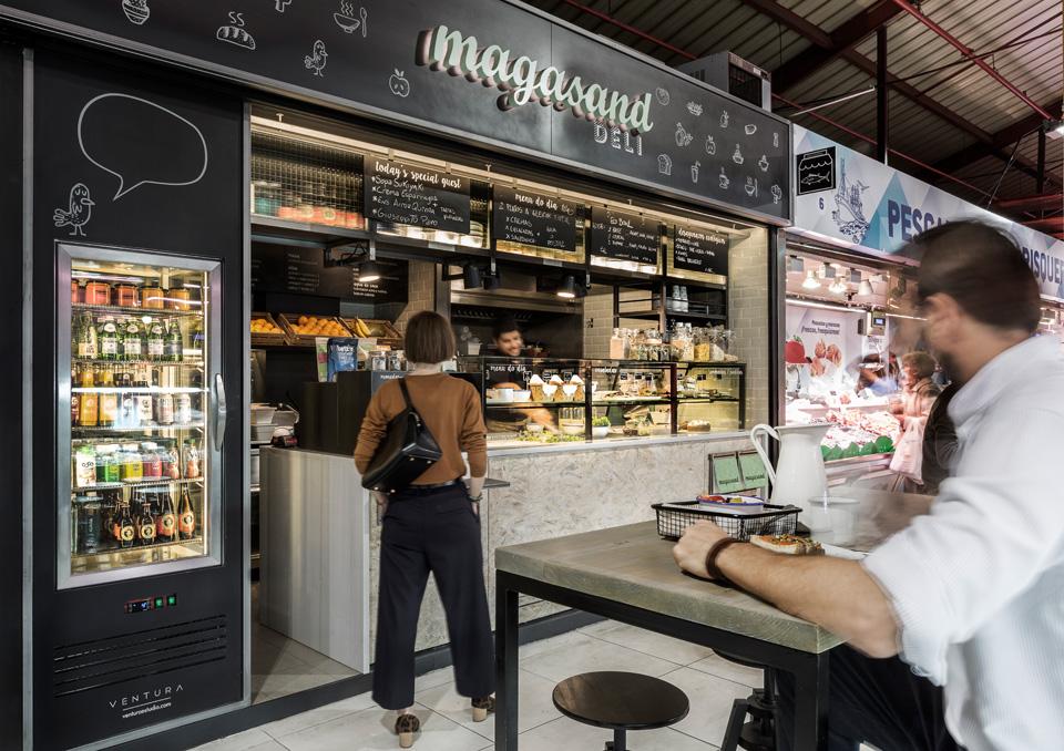 Magasand Deli - Mercado de La Paz