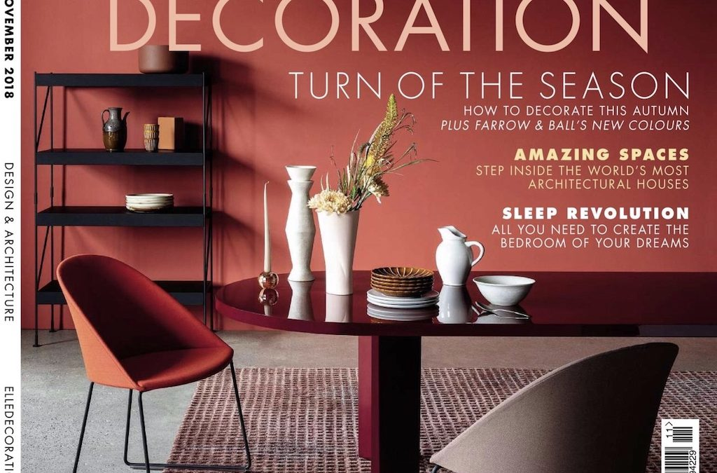 Ventura en Elle Decoration UK